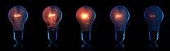 The last 2.3 seconds (Wim van Bezouw) Tags: lightbulb glas tungsten light bulb object sony ilce7m2 blackbackground smoke