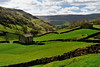 Simply Swaledale (images@twiston) Tags: angram kisdon fell mucker common thwaite springtime meadow barn barns stone dry walls green lush grass spring river swale swaledale dales national park northyorkshire yorkshire landscape yorkshiredalesnationalpark fields imagestwiston classicdales godsowncountry croft farm farmland iconic stonework patchwork dappled dappling light clouds keld wall