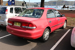 1998 Ford Laser KM LXi (jeremyg3030) Tags: 1998 ford laser km lxi cars