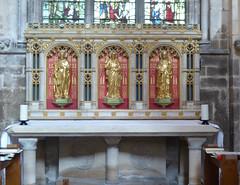 Reredos (Aidan McRae Thomson) Tags: peterborough cathedral cambridgeshire reredos victorian