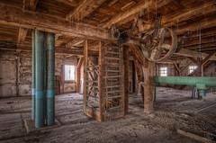 Die Mühle (Lost-Place HDR Studio) Tags: mühle urbex lostplace verlassen