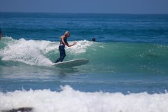 IMG_9504 (palbritton) Tags: surf surfing surfer ocean waves beach surfergirl sea