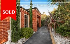 74 Ferndown Drive, Cranbourne Vic