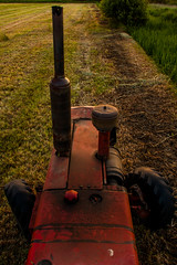 Tractor Color (stefanfortuin) Tags: tractor old rusty color volvo trekker farm farming land