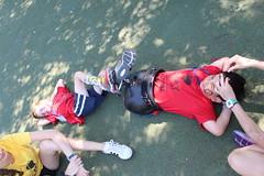 IMG_8573 (varietystl) Tags: anklefootorthotics summercamp afos afobraces orthotics amputee smobraces doubleamputee legbraces