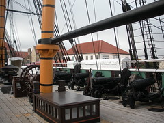 DSCN0555 (g0cqk) Tags: hartlepool ts240xz trincomalee royalnavy ledaclass frigate museum