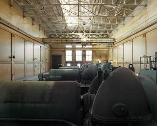 Art Deco Power Plant - Ektar 100