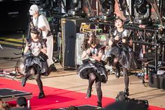 BABYMETAL at Shoreline Amphitheatre #7 (satoshikom) Tags: panasonicdmczs100 babymetal shorelineamphitheatre heavymetal concert yuimetal moametal sumetal