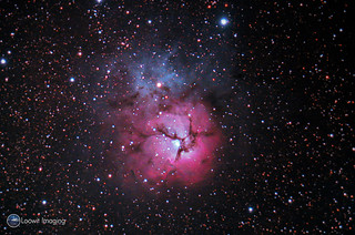 The Trifid Nebula - June 2017