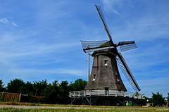 Kampen MillThe Olde Zwarver 1842 (JaapCom) Tags: jaapcom mill moulin mills molen molino mulder molenaar mühle mühlen kampen dutch netherlands historisch historical hollanda olde zwarver windmühle windmill