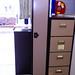 E60 1 door locker with key