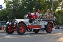Larchmont Historical Fire Company (grumpyff) Tags: larchmont fd firedepartment firetruck americanlafrance engine emergencyvehicle 1922 larchmonthistoricalfirecompany engine1 westchestercounty
