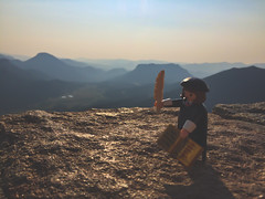 Martin in the Rocky Mountains--HSoS!! (amarilloladi) Tags: reformationanniversary playmobil6099martinluther playmobiltoys rockies mountainrange mountains smileonsaturday tinytoys colorado martinluther rockymountainnationalpark rockymountains 7dwf