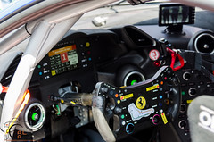 "Ferrari 488 GT3 cockpit • <a style=""font-size:0.8em;"" href=""http://www.flickr.com/photos/144994865@N06/34850664214/"" target=""_blank"">View on Flickr</a>"