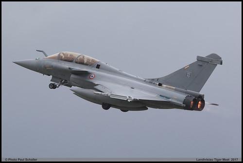 RAFALE B 30HM 318 Landivisiau juin 2017