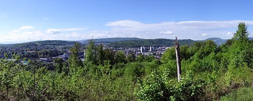 Bruggerberg Panorama