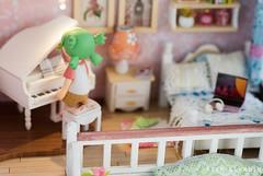 DSC09769-2 (kixkillradio) Tags: dollhouse miniature yotsuba trading figures toy photography sony a6500