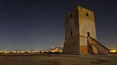 Torre di Nubia - Trapani - Italy (I. Bellomo) Tags: bellomo mare sea notte night trapani favignana saline sale salt fujifilmxt2 fujifilm sicilia italia sicily notturno nubia landscape paesaggio