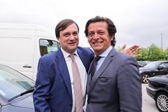 Autárquicas 2017: Pedro Passos Coelho na Apresentação de candidatura de António Mota à Câmara Municipal de Oliveira do Bairro