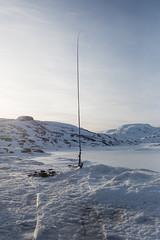 Random winter mountain operation (LB4FH) Tags: haukeli radioamatør