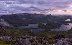 The Mountains of Coigach (J McSporran) Tags: scotland highlands westhighlands northwesthighlands culmor culbeag benmorecoigach stacpollaidh beinnaneoin sgurranfhidhleir thefiddler lochsionasgaig canon6d ef1635mmf4lisusm