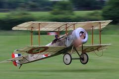 Bristol Scout (Alex Layzell) Tags: bristol scout no 1264 alex aircraft alexlayzell air aeroplane airworthy airplane canon7d shuttleworth canon eos 7d 150600mm f563 dg os hsm sports