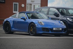 Porsche 911 Targa 4 GTS (CA Photography2012) Tags: porsche 911 targa 4 gts blue rare 9912 series 991 gen generation supercar sportscar super sports legend icon german carrera s gt2 gt3 rs ca photography exotic auto automotive spotting