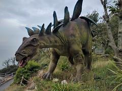 Blackgang Chine (deadmanjones) Tags: stegosaurus blackgangchine dinosaur