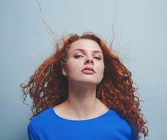 She's Electric (Motionsharp - Photography by Patti Farfan) Tags: pattifarfanphotography motionsharpphotography portraitofawoman portraiture curlyredhair curlyhairbeautifulredhead redhead ginger portraitphotographer redheadmodel