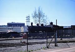 Gothenburg, Norway, 1989 (railphotoart) Tags: oslo stillimage goteborg ostlandet norway 35mm slide