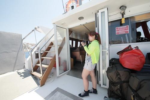 2017-05-21 熊喵希臘蜜月行 - Mykonos Sea Bus