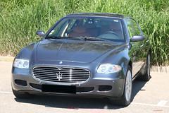 Maserati Quattroporte V (macadam67) Tags: rotary club sélestat alsace tanzmatten promenade voituresanciennes voituressportives maserati quattroporte italian