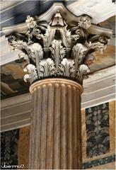 El Panteón (Ubierno) Tags: roma rome italia italy europa europe panteón pantheon tempiodituttiglidei santamariaadmartyres agrippa magrippalfcostertivmfecit marcoagrippa romanempire imperioromano ubierno