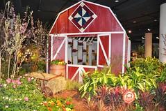4-033 Barn (megatti) Tags: barn chicago departmentstore flowershow il illinois macys marshallfields