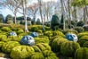 just dreaming (Tony Shertila) Tags: 20170421083848 étretat normandie france europe normandy garden outdoor sureal monet head sculpture bush green dream face instalation fra