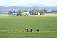 Scottish Veterans' Road Race Championship, 2017. (Paris-Roubaix) Tags: scottish veteran road race chamionships 2017 falkirk bike club bicycle racing cowie peloton breakaway