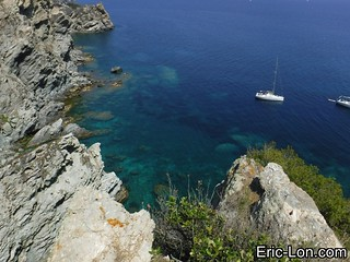 Porquerolles Island- South -Loup to Indienne (49)