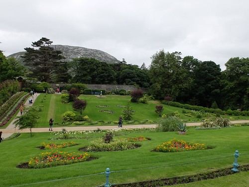 Victorian Walled Garden, Connemara, Co. Galway
