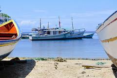ENTRE BOTES - BETWEEN BOATS (alfonsomejiacampos. PLEASE READ MY PROFILE) Tags: botes cualley puertodevaldez porlamar islademargarita venezuela
