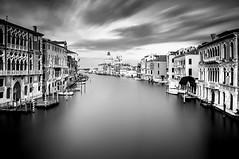 Salute (ddaugenblick) Tags: venedig venezia venice canale grande sw bw santa maria della salute