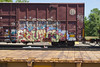 Erupto (Psychedelic Wardad) Tags: freight graffiti sws a2m vts gtb dirty30 d30 erupto327 erupto