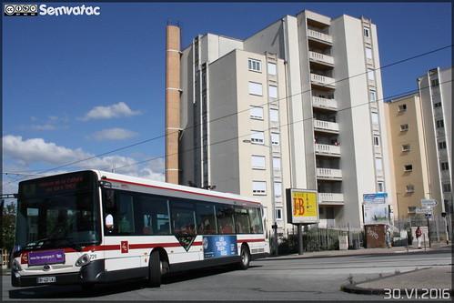 Heuliez Bus GX 327 - T2C (Transports en Commun Clermontois) n°729