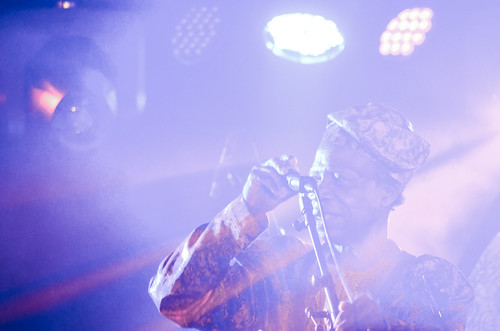 2017 - XJAZZ FESTIVAL (GER) (43) - Orlando Julius & The Heliocentrics