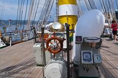 El Velero Rumano Mircea es un velero del tipo barca de tres mástile  (66) (javier_cx9aaw) Tags: elero rumano mircea