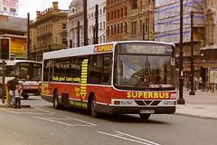 GM BUSES NORTH 512 M512PNA (bobbyblack51) Tags: gm buses north 512 m512pna volvo b10b58 wright endurance manchester 1995