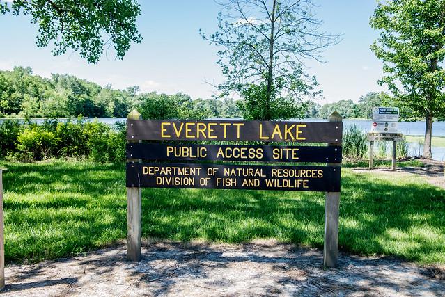Spring Lake Woods and Bog Nature Preserve - June 7, 2017