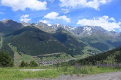 Vichères (bulbocode909) Tags: valais suisse vald'entremont vichères montagnes nature printemps nuages paysages villages liddes arbres forêts