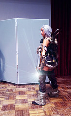 Création photo - Cosplay (Mayaneku) Tags: cosplay finalfantasy création pirate des caraïbes leagueoflegends arrow skyrim cosplaygame