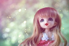 F a i r y l a n d ✨ (MissDollAddict) Tags: balljointeddoll bjd fairyland doll pukifeepongpong pongpong puki pukifee