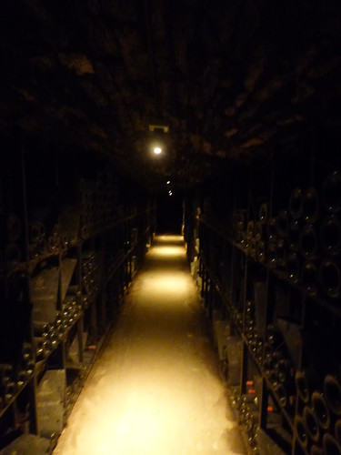 Patriarche Beaune - wine cellars